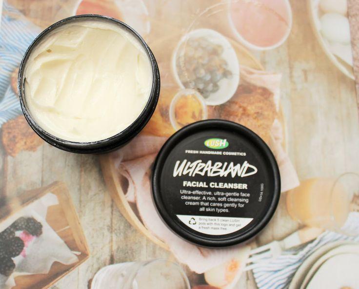 Review | Lush Ultrabland Facial Cleanser - Five Broke Girls
