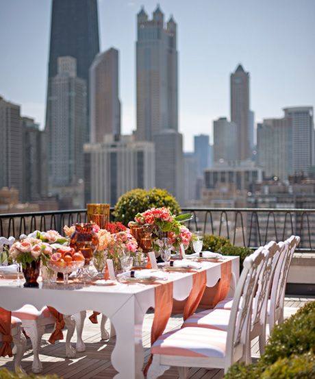 276 best NYC Rooftop Wedding Ceremony images on Pinterest
