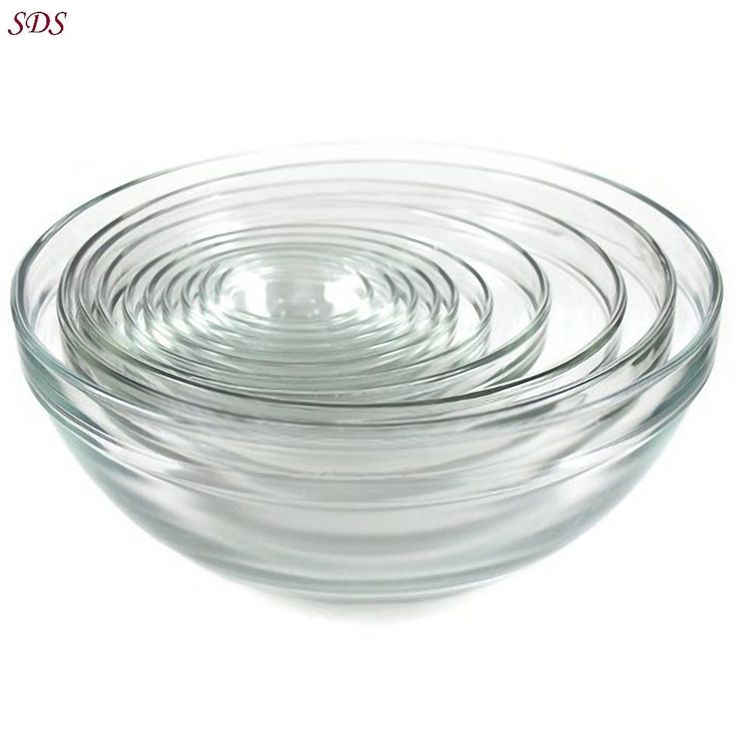Food Storage Glass Bowl Set MIXING BOWLS 10pc Nesting Bowls Cooking Gift NEW  | Home & Garden, Kitchen, Dining & Bar, Kitchen Tools & Gadgets | eBay!