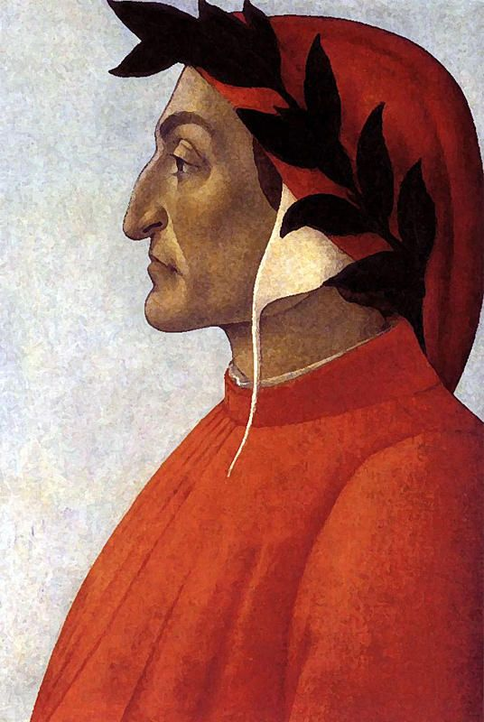 Dante Alighieri -Beyond writing the greatest Christian poem in literature, Dante perfected the Italian language; which in his age was a barbarous tongue...not unlike Mozart's effect on the use of German in Operas. Ultimately Dante poetised Socrates' admonition of the 'examined life' through a process of regenerative petrifaction...in contemplation of the possibility of divine redemption. I learned from his the rightful geometry of meeting the condition to be forgiven.