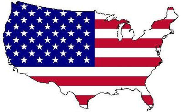 Cómo ayudar a niños a hacer una bandera estadounidense con papel de construcción