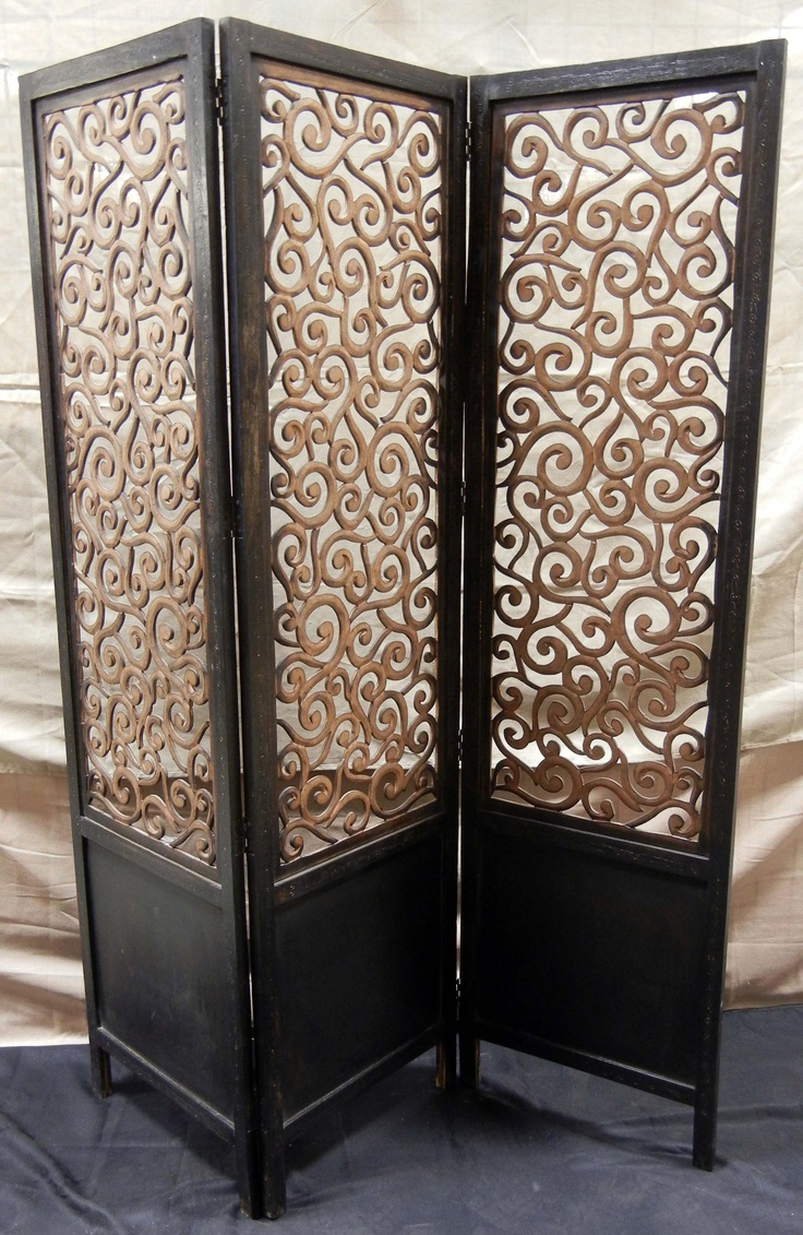 194 best paravan images on pinterest folding screens for Painted screens room dividers