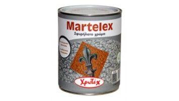 Σφυρήλατο χρώμα Martelex Χρωτέχ
