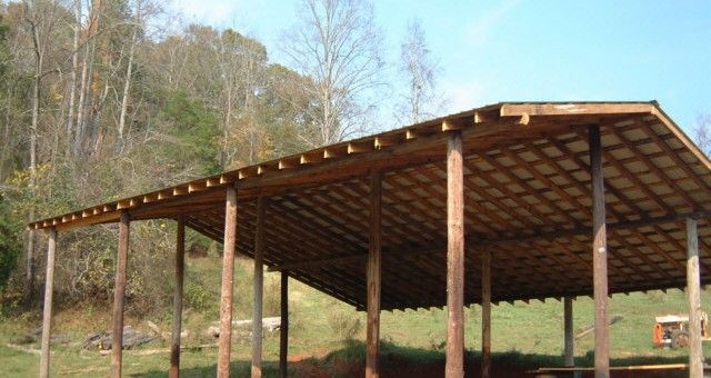 how to build an inexpensive cabin