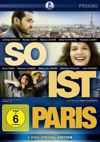 So ist Paris - Special Edition (2 DVDs) DVD ~ Juliette Binoche, http://www.amazon.de/dp/B001G7K8QC/ref=cm_sw_r_pi_dp_iji2rb1P1JST6