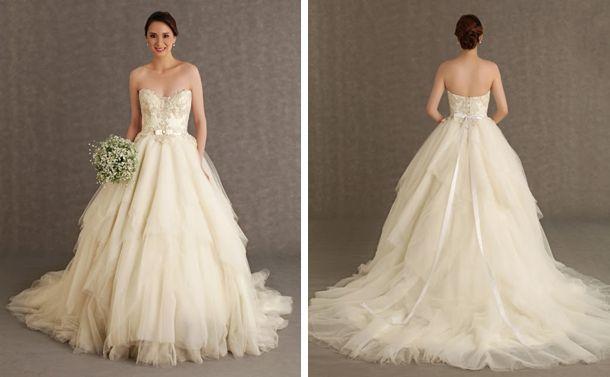 Veluz Reyes Ready To Wear Wedding Dress Weddings And