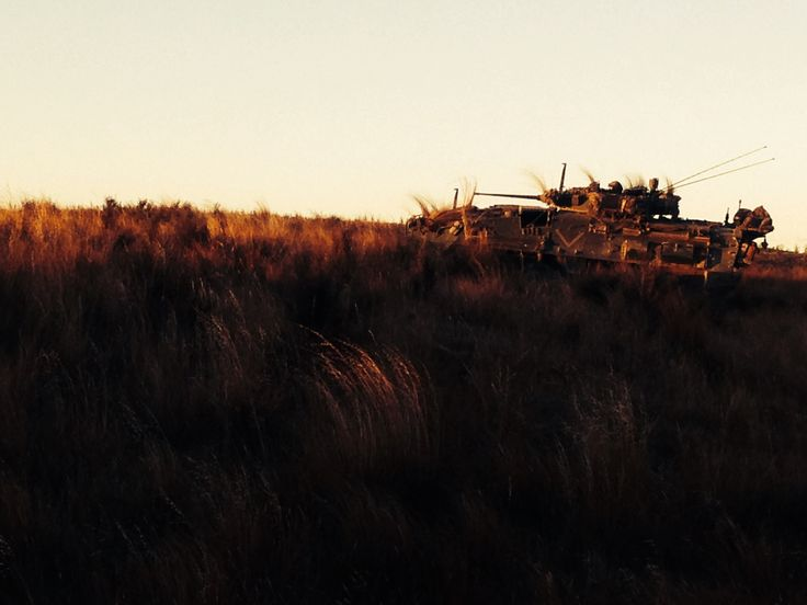 #Armoured NZ LAV