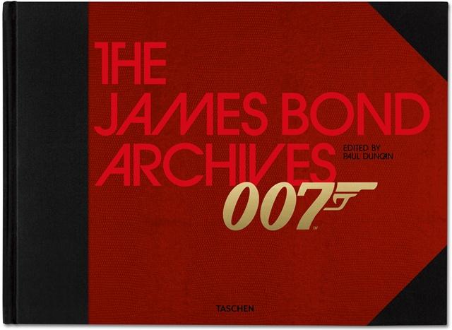 The James Bond Archives - Taschen Books