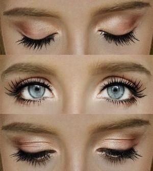 Beautiful summer #makeup www.insaneinseam.com