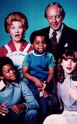 Different Strokes TV Show 1978-86  Charlotte Rae, Conrad Bain, Gary Coleman, Todd Bridges, Dana Plato