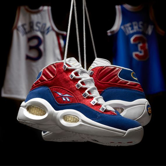 Reebok Banner Question   Allen Iversons Jersey Retirement Edition