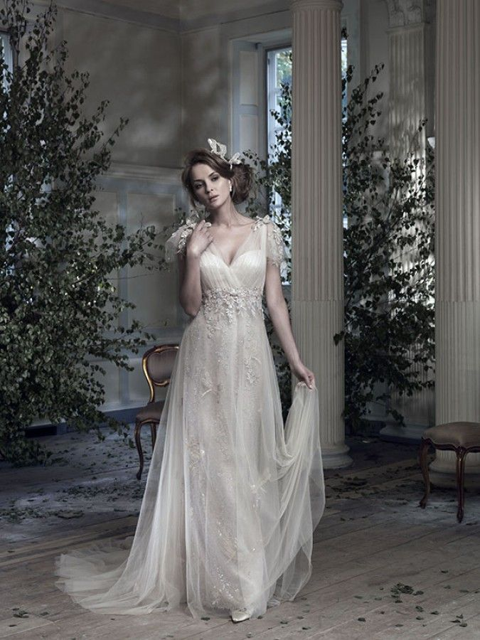 Ian Stuarts Frill Me collection available now from Fairytale Brides  http://fairytalebridesltd.co.uk
