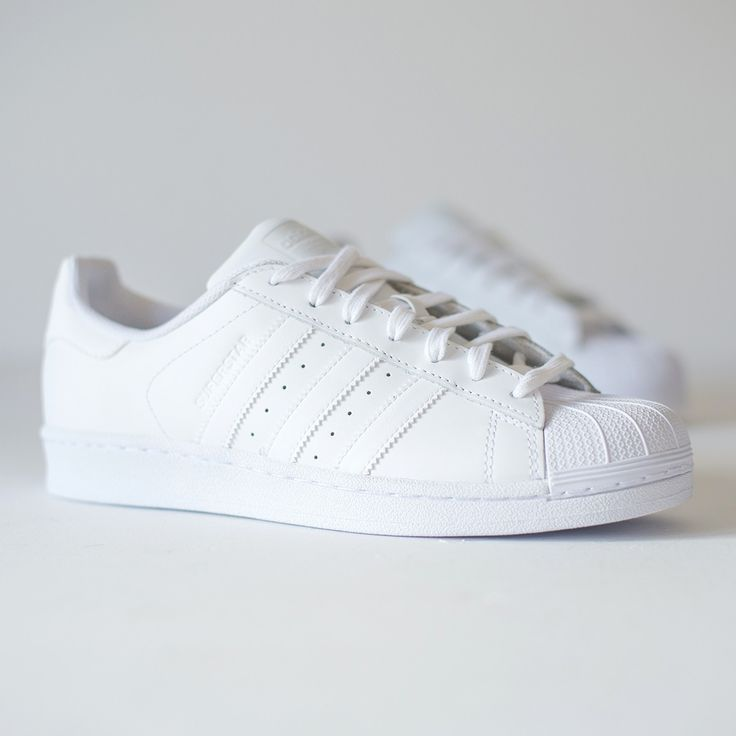 womens white superstar adidas
