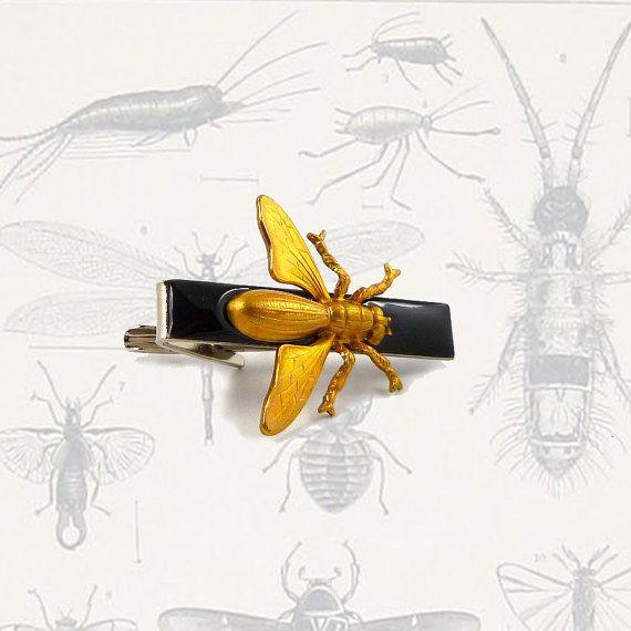 Bee Tie-clip!