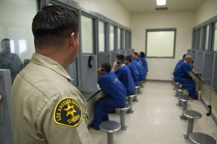 72 Best Images About La County Jails On Pinterest
