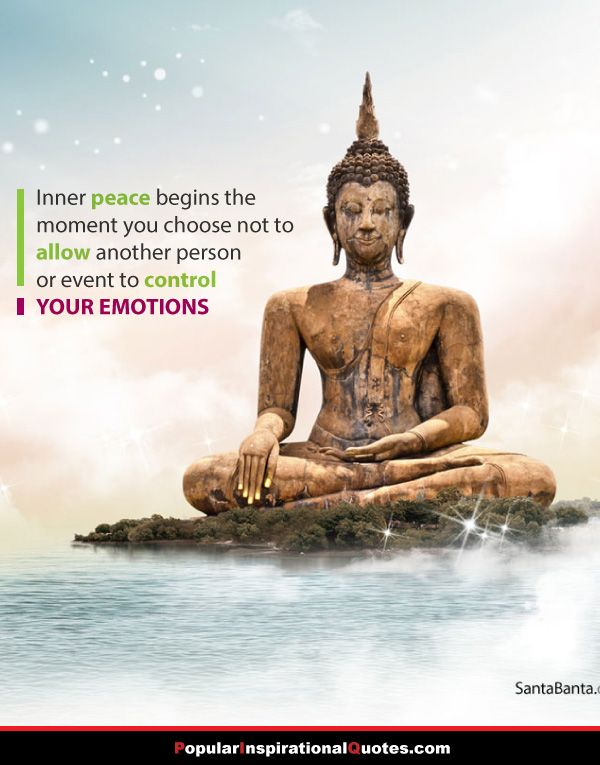 Motivational Quotes For Peace Of Mind Caritas Vision Board