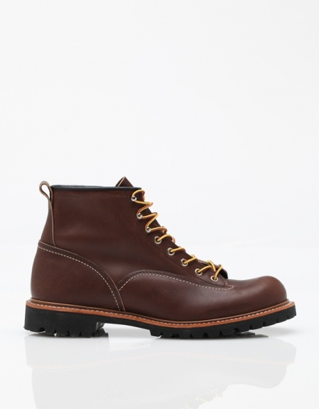 Red Wing Lineman Boot w/Vibram soles