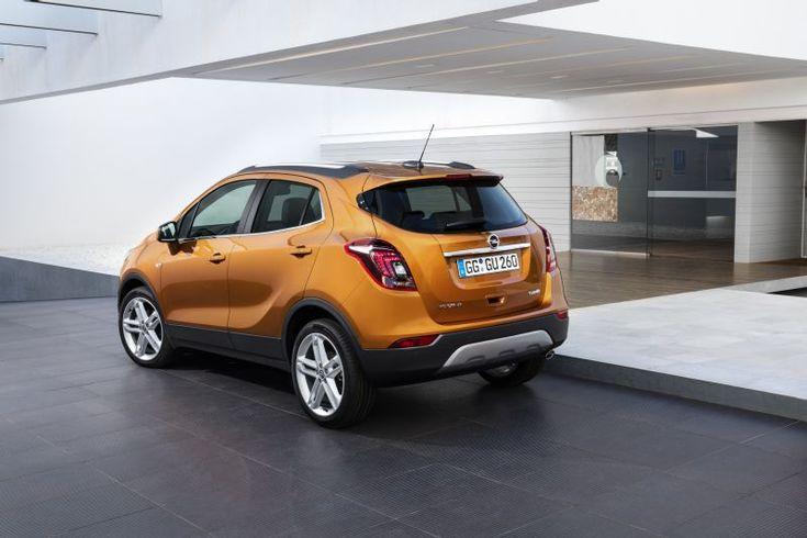 Opel Mokka X 1.4 ecoFLEX (140 Hp) Turbo Start/Stop #cars #car #opel #mokka #fuelconsumption