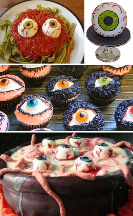 Eye will be seeing you cupcakes
