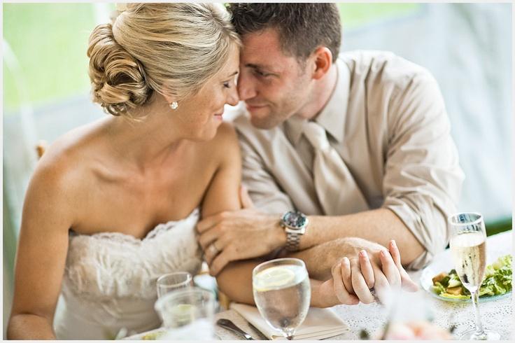 Pretty Lace Sweetheart Neckline Gorgeous Updo Wedding