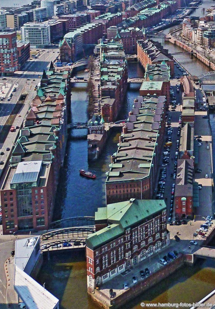 #UNESCO #Weltkulturerbe - Welterbestätte in #Deutschland 2015 - Speicherstadt #Hamburg