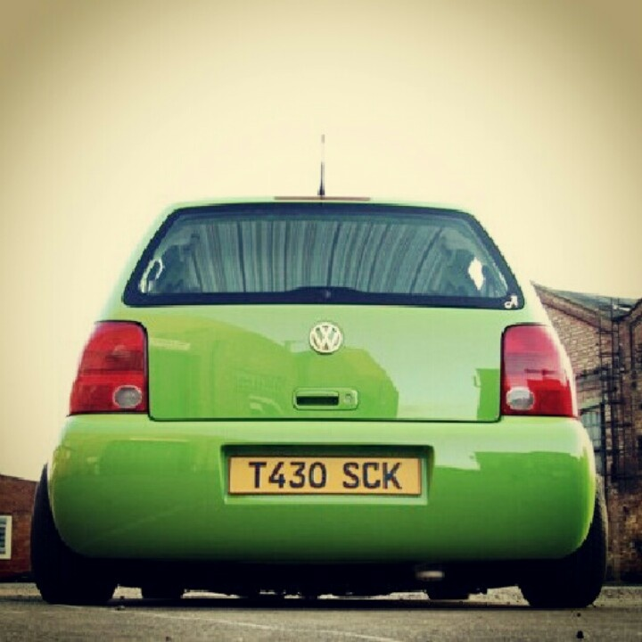 Fat ass on my low lupo vw lupo pinterest vw dream for Garage volkswagen 94 creteil