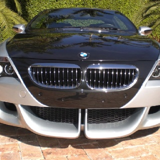 Nice aggressive redo of an M6: Cars Vehicles Grilled,  Radiator Grilled