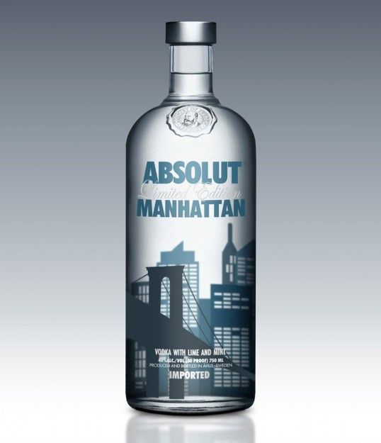 Absolut is flawless again...going to look out for this next time I'm in the liquor store!