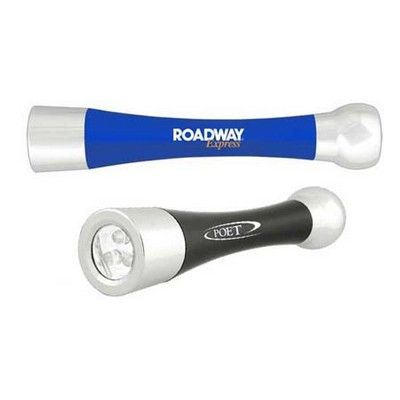 The Verona Branded Flashlight Min 100 - Corporate Gifts - Automotive & Tools - HCL-L3831 - Best Value Promotional items including Promotional Merchandise, Printed T shirts, Promotional Mugs, Promotional Clothing and Corporate Gifts from PROMOSXCHAGE - Melbourne, Sydney, Brisbane - Call 1800 PROMOS (776 667)