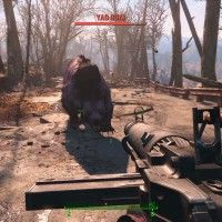 Fallout 3 vs. Fallout 4 comparison shots - Sayonara, doubts
