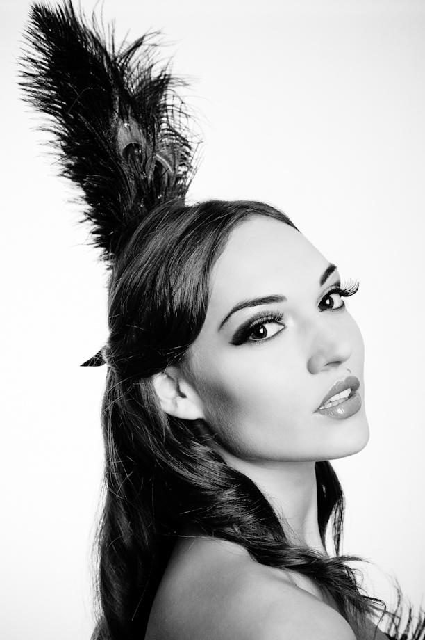 Photo shoot for assessment- Black & white