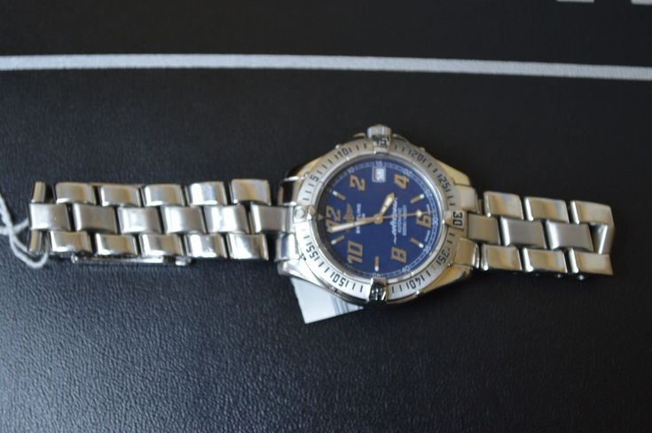 Men's Breitling 1884 Colt Ocean Stainless Steel A17350 Automatic