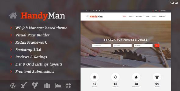 Handyman v1.2.1 - Job Board WordPress Theme  -  https://themekeeper.com/item/wordpress/handyman-job-board-wordpress-theme
