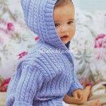 Вязание для малышей. 10 лучших моделей.