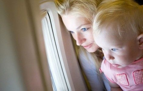 Air Travel Tips for Toddlers