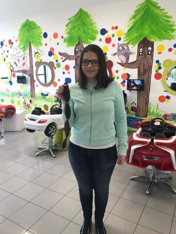 Zbohom Lara Croft #detskekadernictvo #kadernictvo #trnava #trnavarkadia #kadernictvotrnava #newhair #haricut #hairstyle #haircut