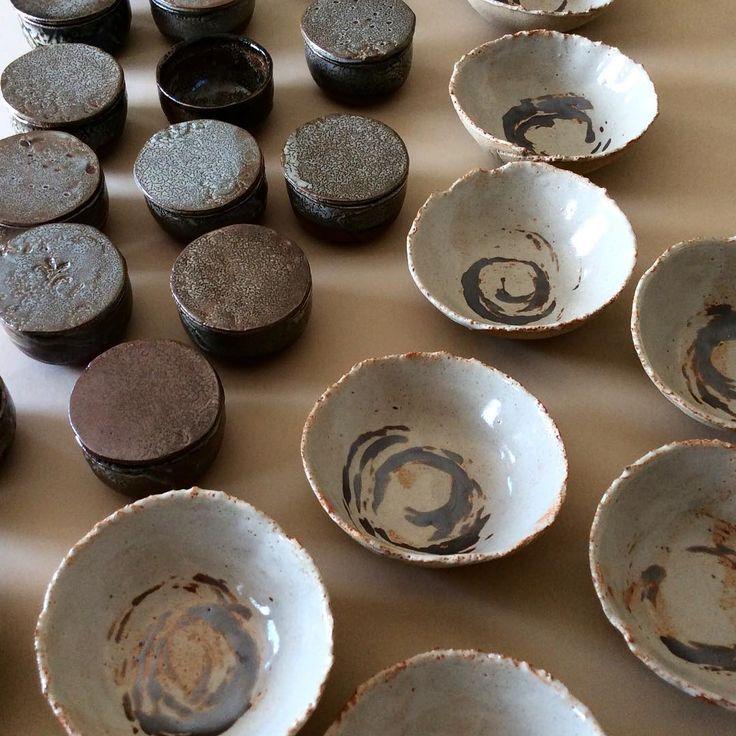 Soy ceramista y me gusta 😉!!! #cerámicautilitaria #ceramic #hadmade #hechoamano #ceramicaparatodoslosdias #food #restaurant #craft #artesania #felizfindesemana
