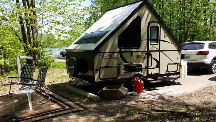 2016 Starcraft Comet Hardside H1232MD for sale by Owner - Akron, OH   RVT.com Classifieds