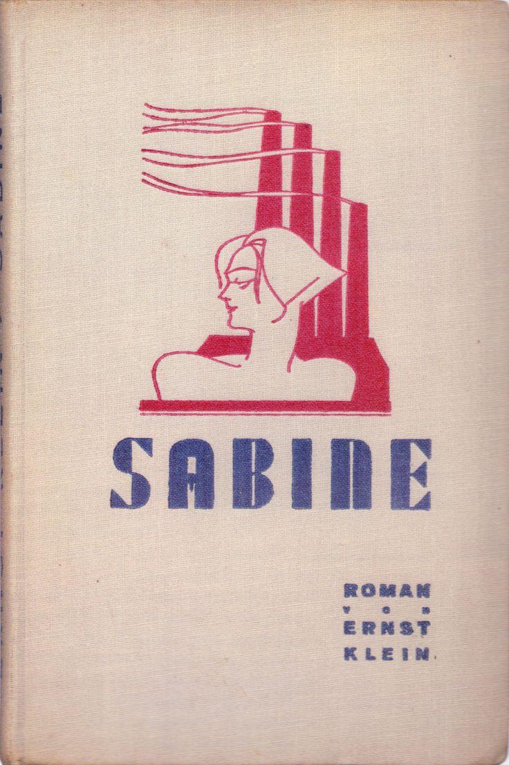 Krapalik Illustration For Ernst Klein's Sabine Cover Art Dr Selleeysler:  Berlin