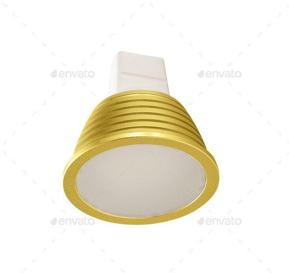 LED energy saving bulb. Light emitting diode (With images