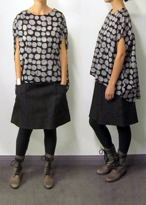 Slouch top  $115.00