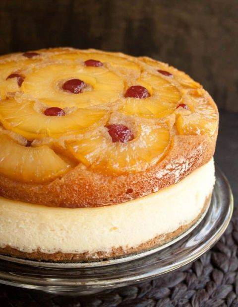 Think bigger than pineapple upside-down cake. Get the recipe from The Merchant Baker.