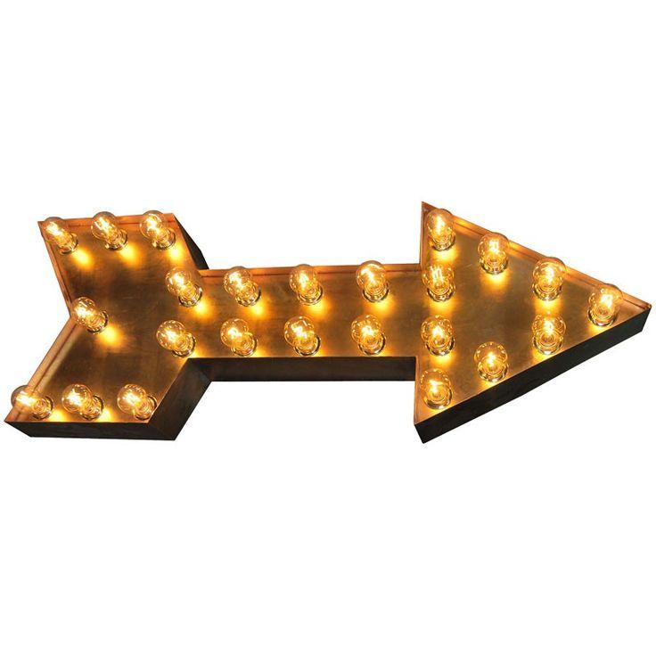 Flecha Luminosa - Rotulos Luminosos Vintage