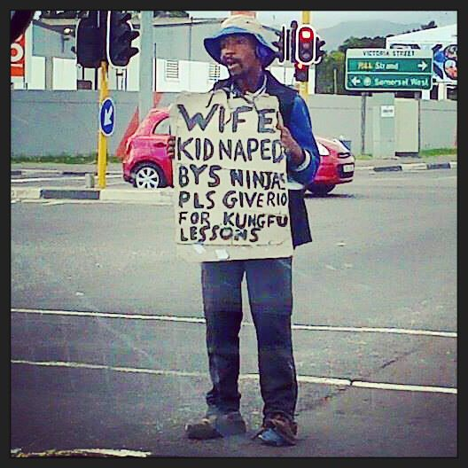South African humour!