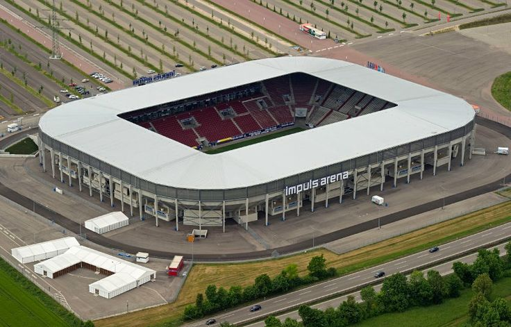 Impuls Arena - FC Augsburg (now known as SGL Arena)