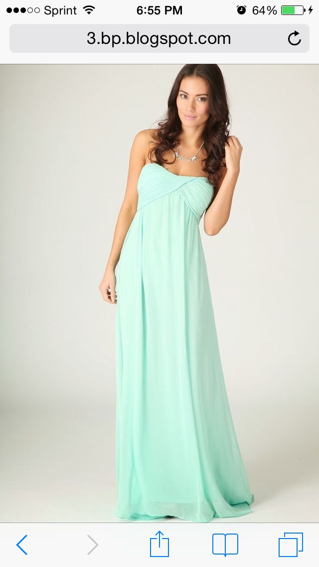 Briadsmaid dress
