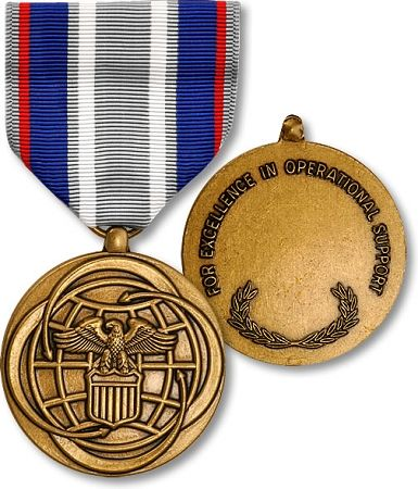Air Force Air and Space Campaign Full Size Medal $18.75