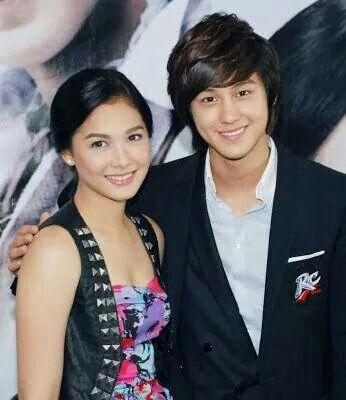 Nam Sang Mi & Kim Bum