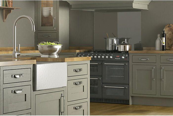 carisbrooke taupe kitchen Refreshing kitchen ideas | Inspiration | DIY at B&Q