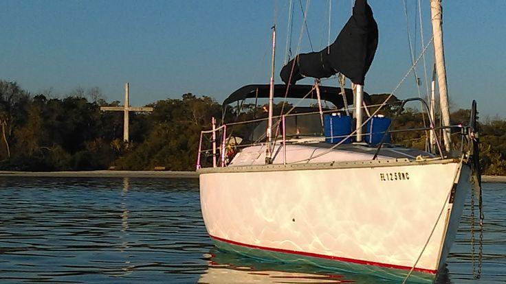 Follow WritersWeekly.com's Editor, Brian Whiddon, as he sails the high seas!